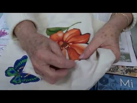 Skillz broderie perse applique advanced quilting with