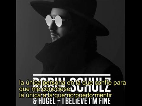 Robin Schulz - I Believe I'm Fine...