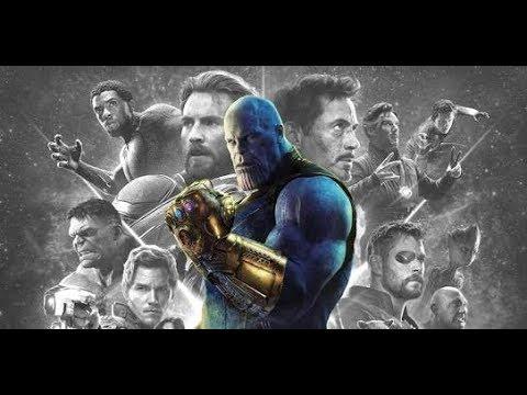 Avengers Infinity War All Death Scene thumbnail