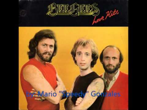 BEE GEES Love So Right