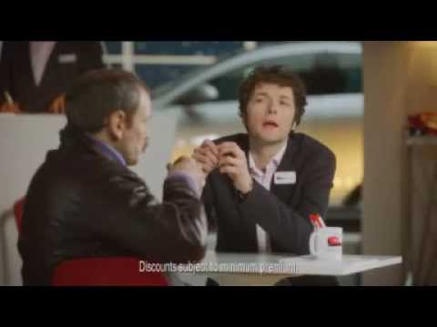 Car Insurance - Multi Car Discount Advert