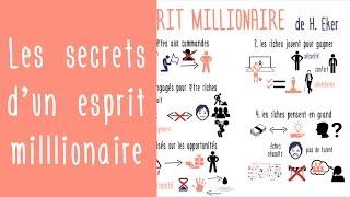 Les secrets d'un esprit millionnaire de Harv Eker - comment devenir riche