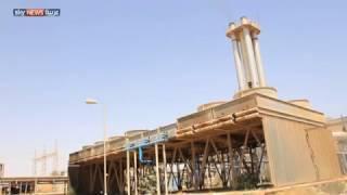 مساعدات الإمارات ترفع طاقة الكهرباء بالمكلا