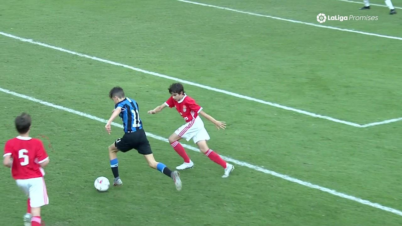 Final Consolación: Resumen Inter de Milán vs Benfica (1-0 ...