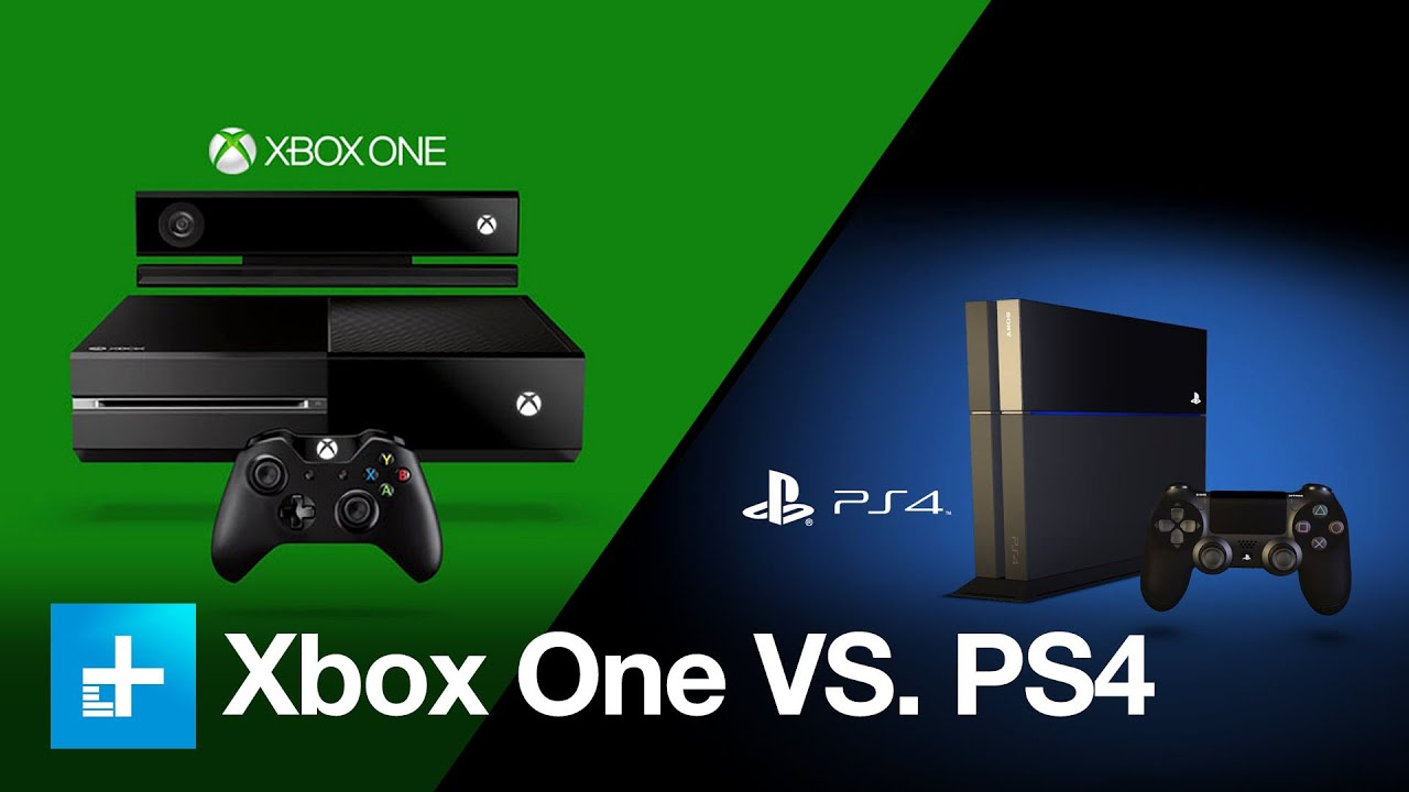 Xbox One Vs Playstation 4 : Xbox one vs playstation youtube
