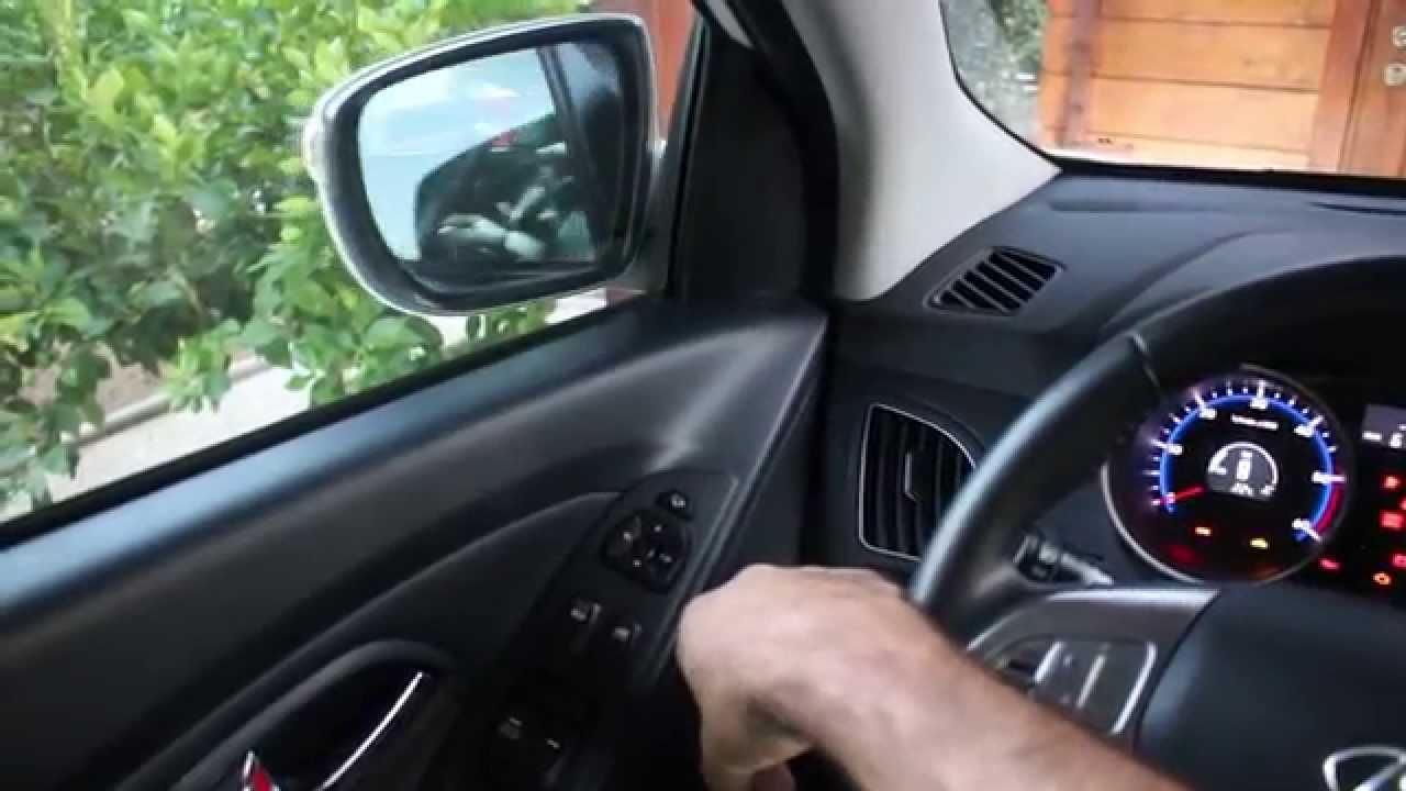 Apertura chiusura automatica specchietti hyundai ix35 kia sportage youtube - Modulo chiusura automatica specchi retrovisori ...