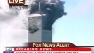 Sky News - September 11th 2001.