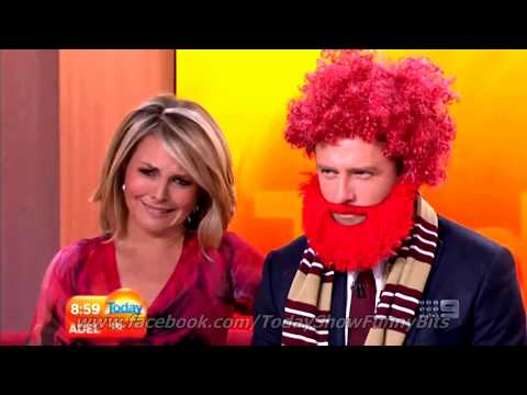 Today Show Funny Bits Part 95. Georgie & Karl. A Look Back!