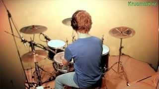 Alex Clare - Too Close (unplugged live) - Drum Remix
