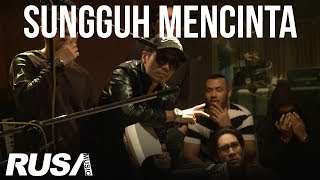 (OST TITIAN CINTA) Asfan Shah & Qanda - Sungguh Mencinta [Official Lyrics Video]