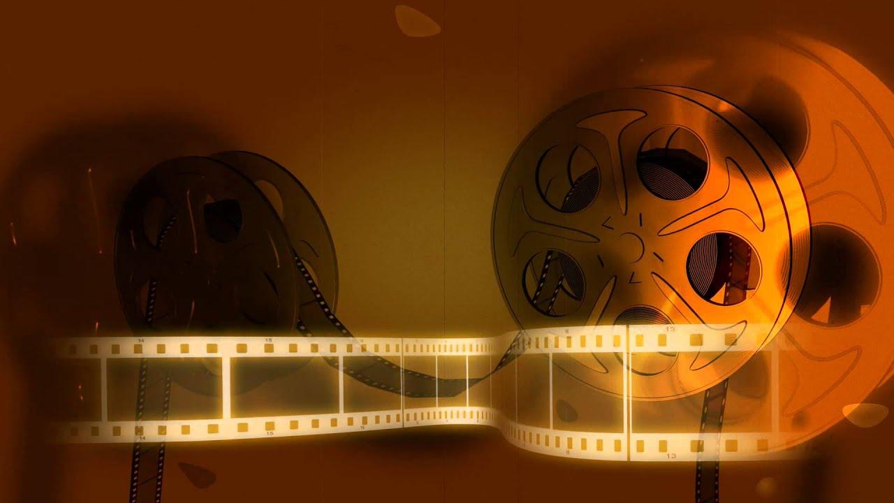 Cinema Animated Video Background Loop - YouTube