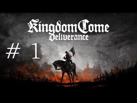 Kingdom Come: Deliverance, Trpké Probuzení Cz Let's play #1