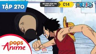 One Piece Tập 270 - Giành Lại Robin! Luffy Và Blueno - Phim Hoạt Hình Đảo Hải Tặc