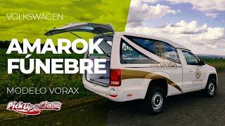 Volkswagen Amarok Fúnebre Cabine Simples - Pickup&Cia