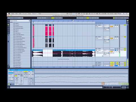 Ableton Live | How to Remix without Track Stems | Bass Kleph | Pyramind
