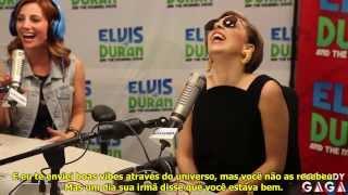 Baixar Entrevista de Lady Gaga para a rádio Z100 (Elvis Duran) - Legendada em Português - PT