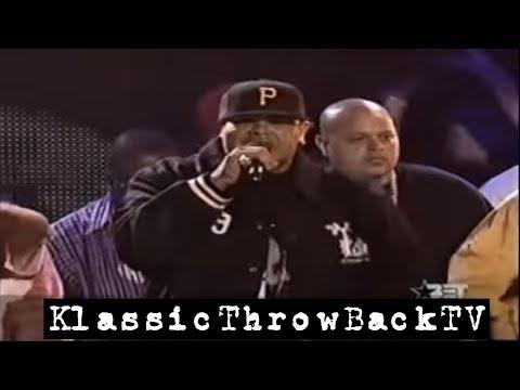 "Ja Rule ft. Fat Joe, Jadakiss - ""New York"" Live (2004)"