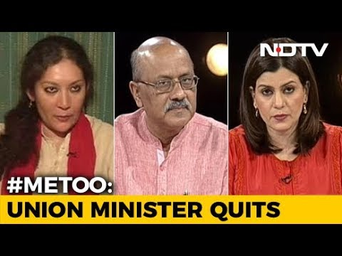 MJ Akbar Finally Quits: Will The Women Get Justice?