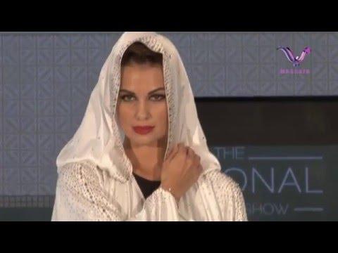 NATIONAL FASHION SHOW -  Habayeb Abaya