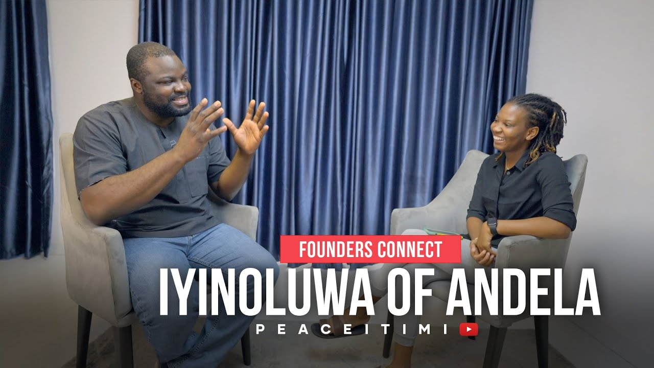 Download #FoundersConnect: A Chat With Iyinoluwa Aboyeji, Cofounder of Andela & Former MD of Flutterwave