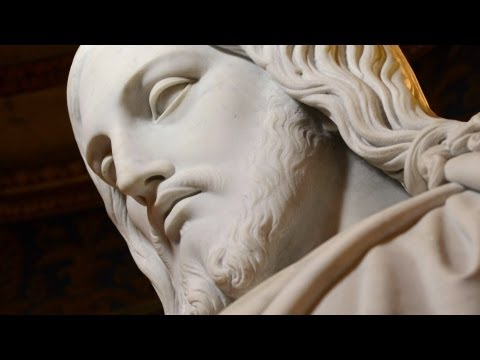 October 2012 World Report: Christus Statue Re-created for Rome Italy Temple Visitors' Center