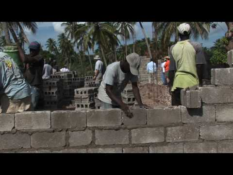 Haiti: before and after the earthquake - who will speak for Haiti? - El Shaddai International