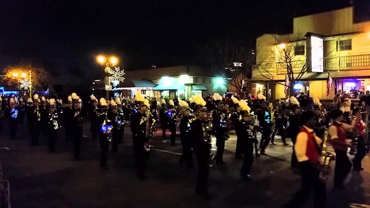 Temecula Light Parade 2014 - YouTube