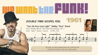 We Want the Funk Series / 1961 Turn On Your Love Light
