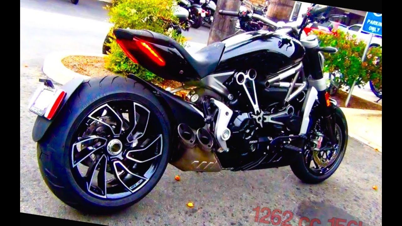 2016 Ducati Diavel Test Ride and Review - YouTube