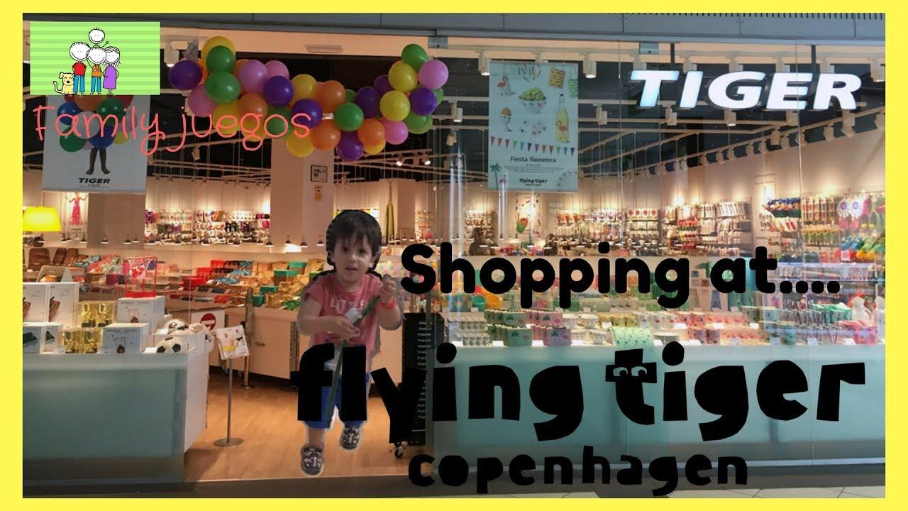 Flying Tiger Copenhague En El Centro Comercial De Valencia De