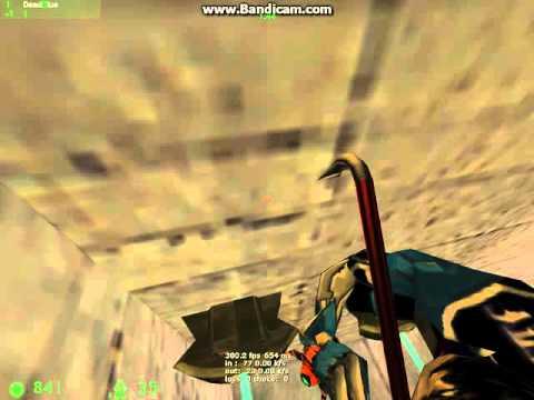 Half-Life crossfire gizli oda giriş