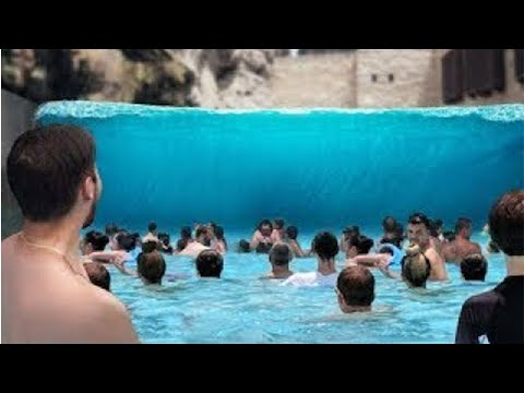 10 Most TERRIFYING Pools In The World