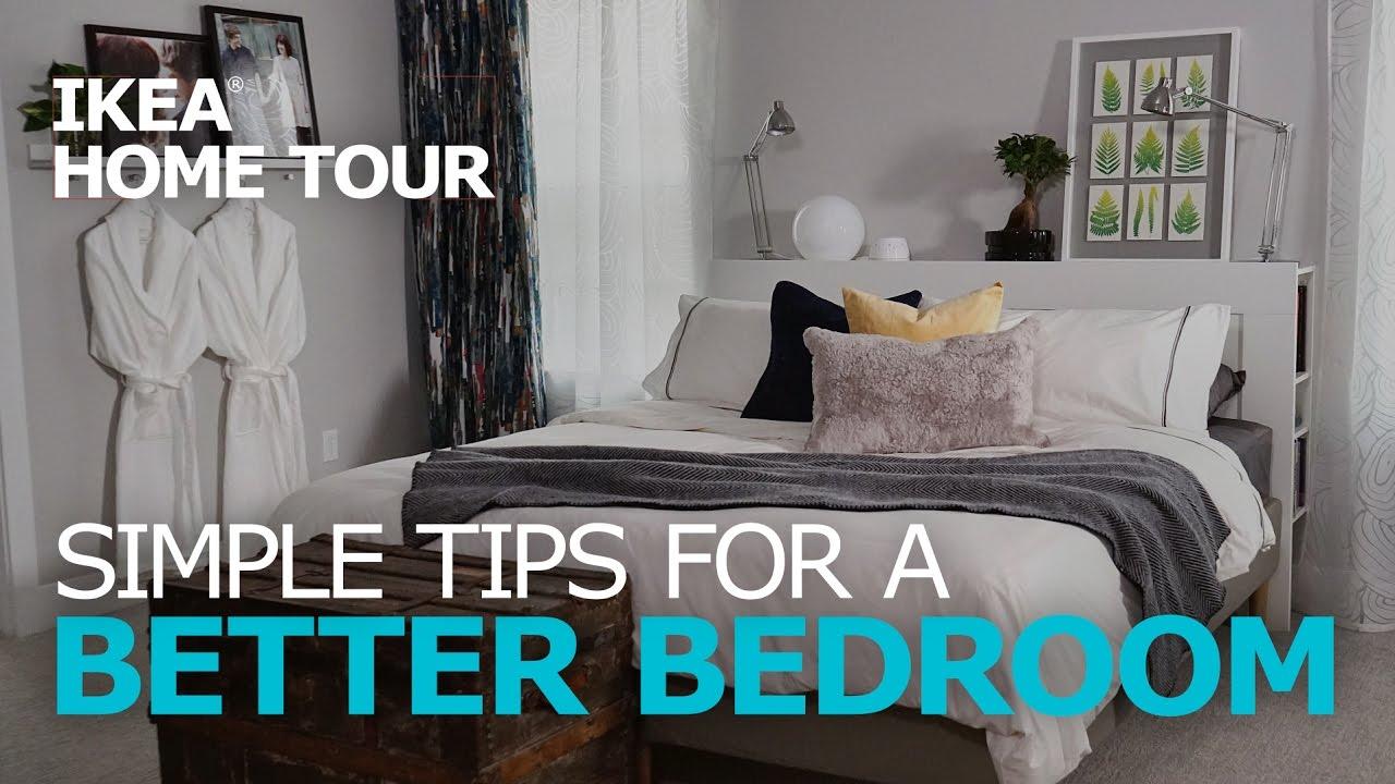 Bedroom Design Ideas Ikea Home Tour Youtube