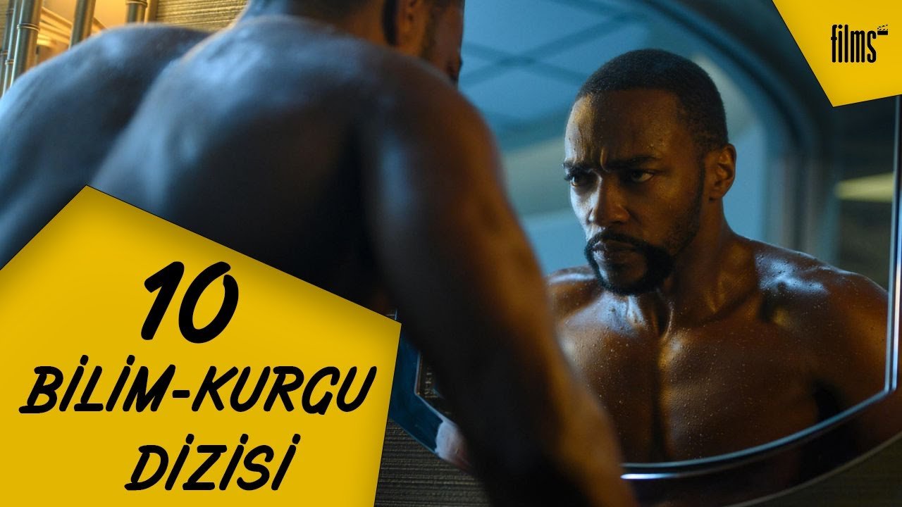 Films - 10 BİLİM KURGU DİZİSİ