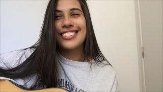 Ana Gabriela - Dia, lugar e hora (cover) Luan Santana