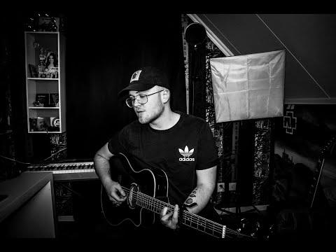 Ed Sheeran -  Supermarket Flowers  Albin Fagrell - Cover  - Studiohäng 3