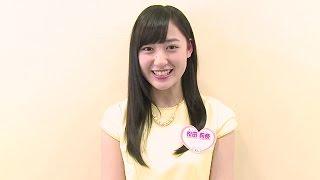 X21のメンバー松田莉奈が登場 web限定!お見逃しなく! 番組サイト:htt...