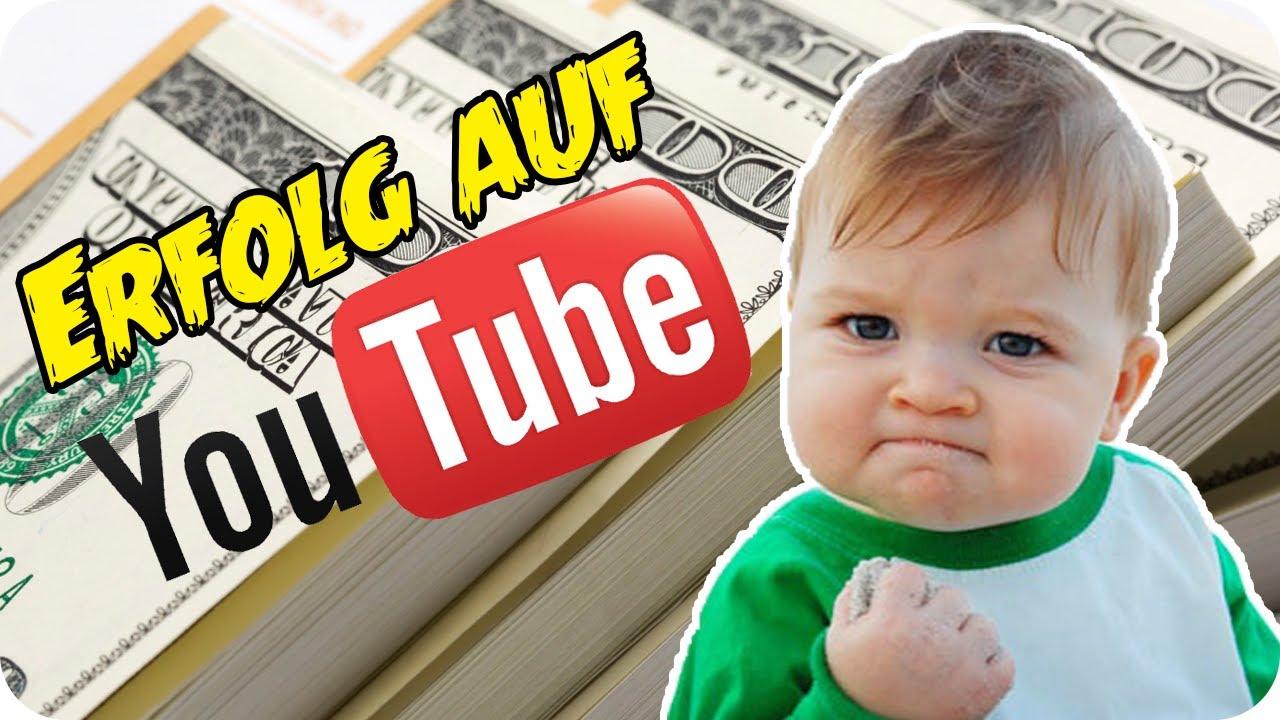 Auf Youtube Geld Verdienen