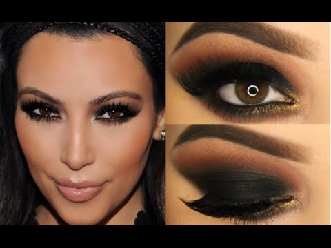 Kim kardashian natural makeup 2014