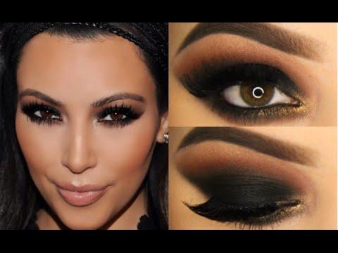 Image result for kim kardashian makeup tutorial
