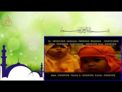 Lagu Anak Islam  - Farel : Sujudku