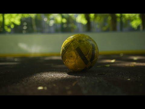 Короткометражный фильм 'Футболист'