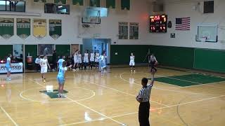 Pinewood Girls Basketball vs VaĮĮey Christian Scriṁṁage 11 23 2019
