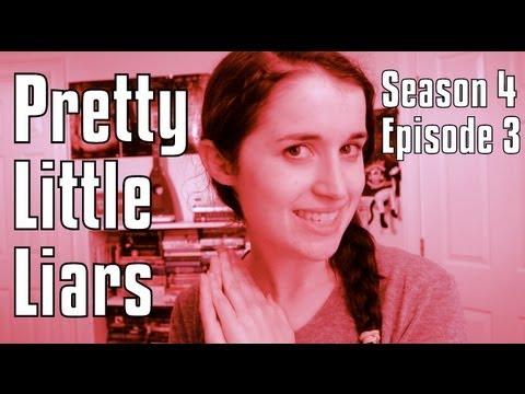 Pretty Little Liars Season 4 Episode 3 Reaction - Cat's Cradle