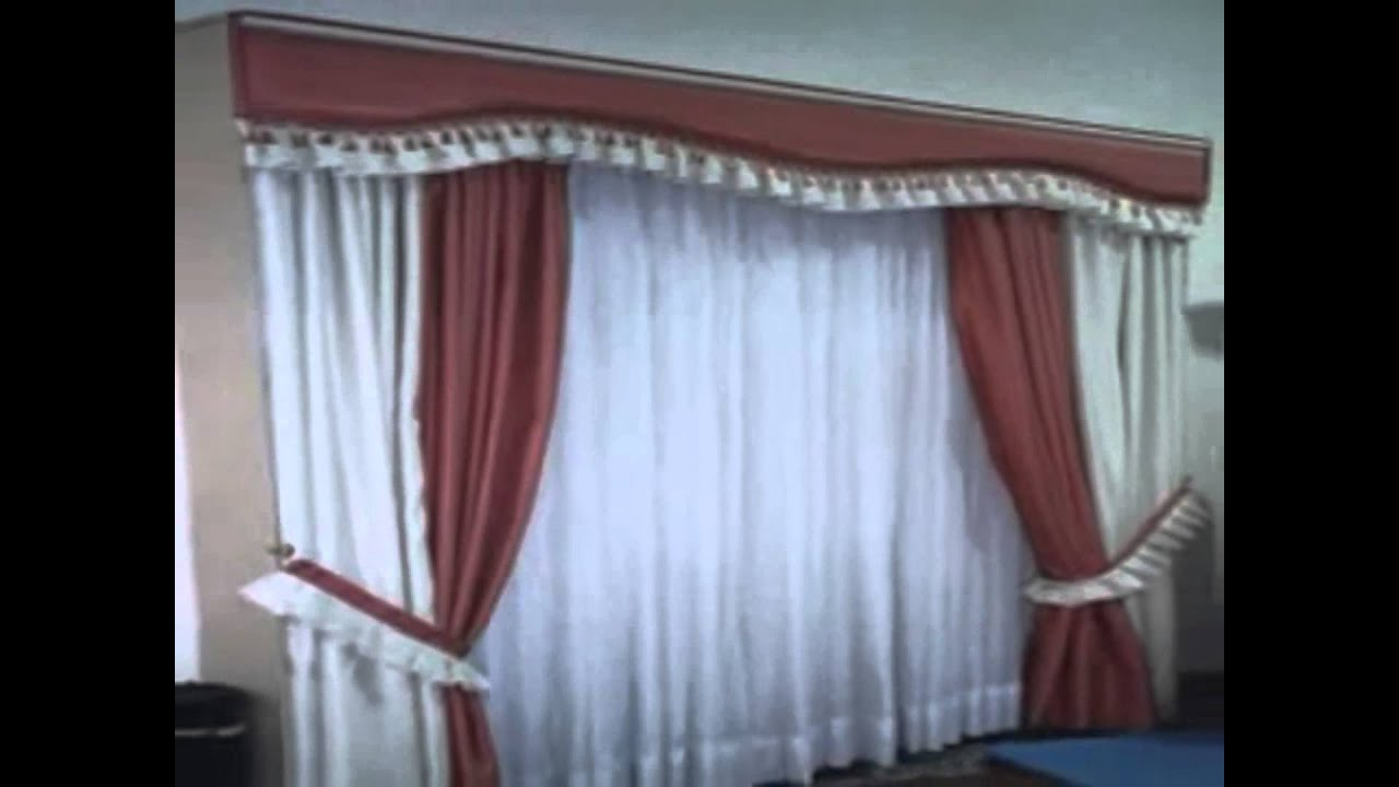 Cortinas youtube for Anillas con pinza para cortinas
