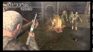 Resident Evil 4 - Don Esteban Vs Zombies