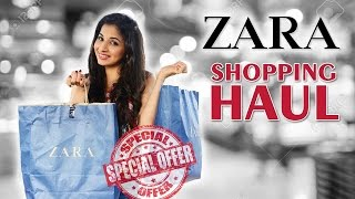 ZARA Shopping Haul | Akriti Sachdev