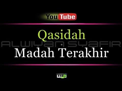 karaoke-qasidah---madah-terakhir