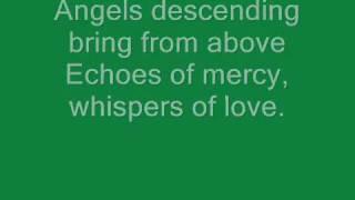 Blessed Assurance lyrics Alan Jackson