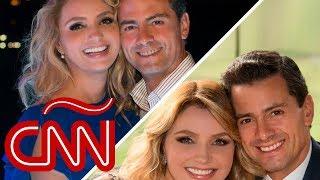 Angélica Rivera anuncia divorcio de Peña Nieto
